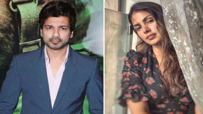 Nikhil Dwivedi and Riya