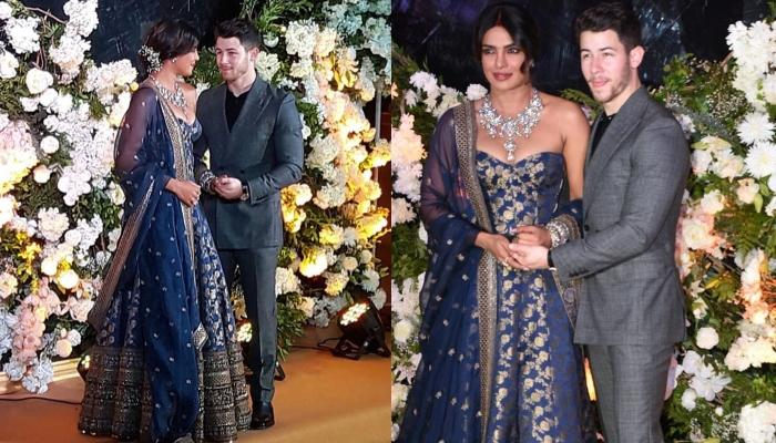 priyanka reception